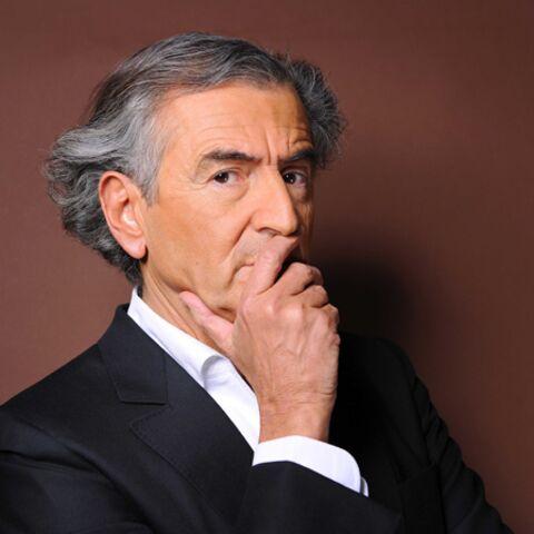 Bernard-Henri Lévy s'est encore fait entarter