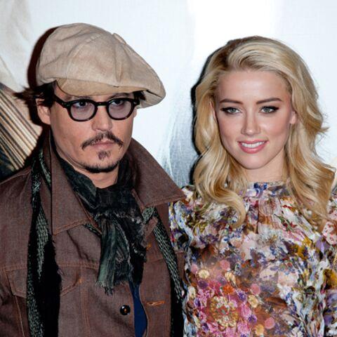 Amber Heard et Johnny Depp divorcent