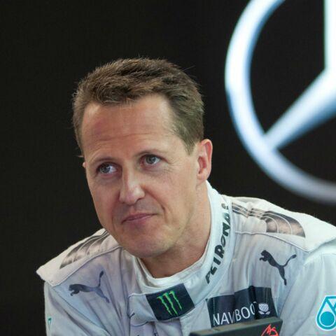 Michael Schumacher «commence à reconnaître les siens»