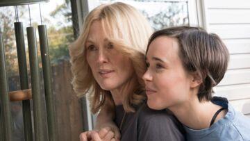 Exclu – Découvrez l'affiche de «Free Love» avec Julianne Moore et Ellen Page