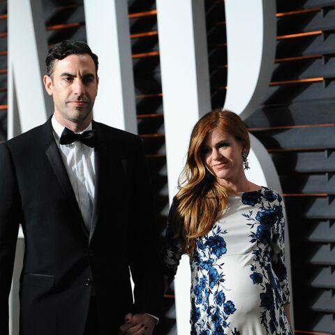 Le généreux Noël de Sacha Baron Cohen et son épouse
