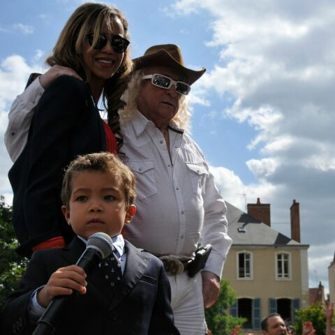 Michel Polnareff: son fils a 5 ans!