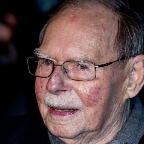 Le grand-duc Jean de Luxembourg, hospitalisé à 95 ans