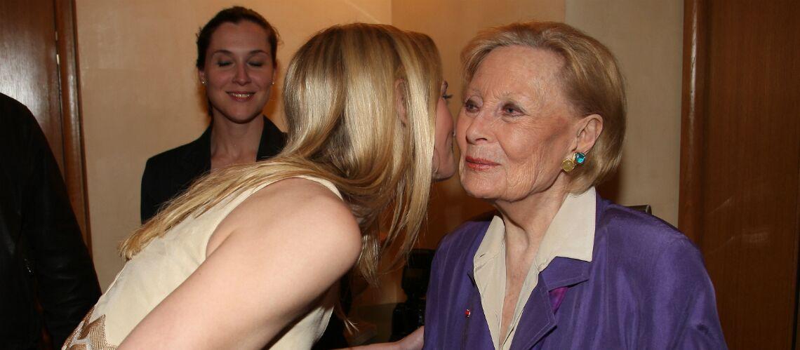 La vraie raison pour laquelle Michèle Morgan avait rejeté sa petite-fille Sarah Marshall