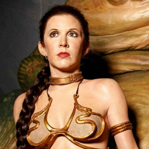 PHOTOS – 4 coiffures mythiques de Carrie Fisher dans Star Wars