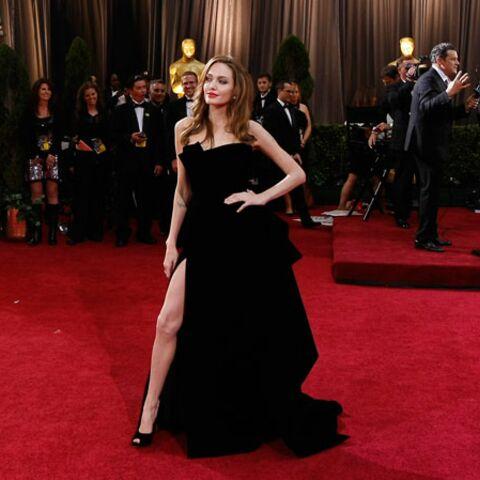 Angelina Jolie, ça lui fait une belle jambe