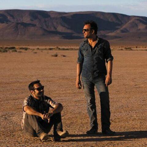 Jean Dujardin, avatar de Steve McQueen