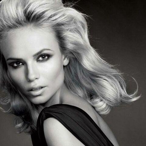 Natasha Poly au top pour L'Oréal Paris