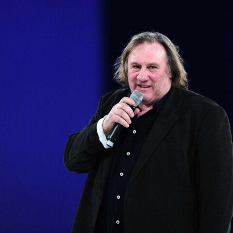 Gérard Depardieu traite François Hollande de «fils à papa»