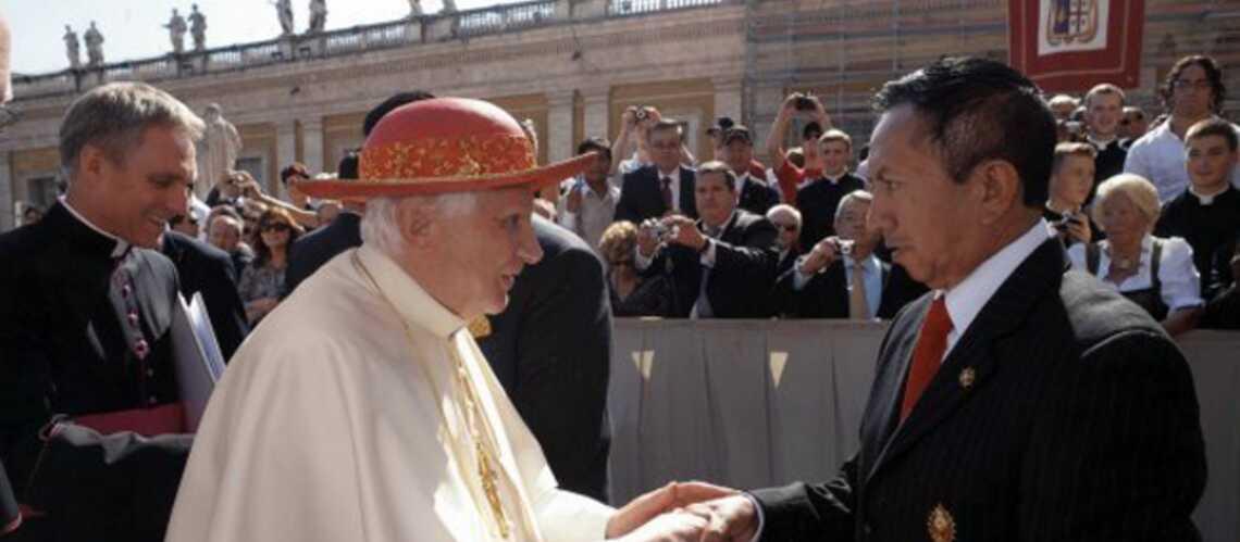 Profession tailleur pour pape