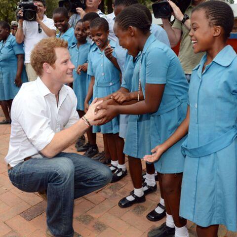 Prince Harry, l'Afrique dans la peau