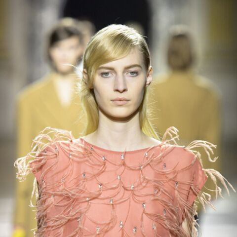 Fashion Week – Le truc en plumes de Dries Van Noten