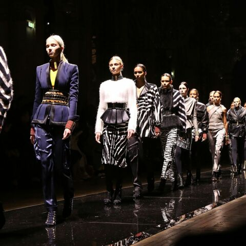 Fashion Week – Amazones ethniques chez Balmain