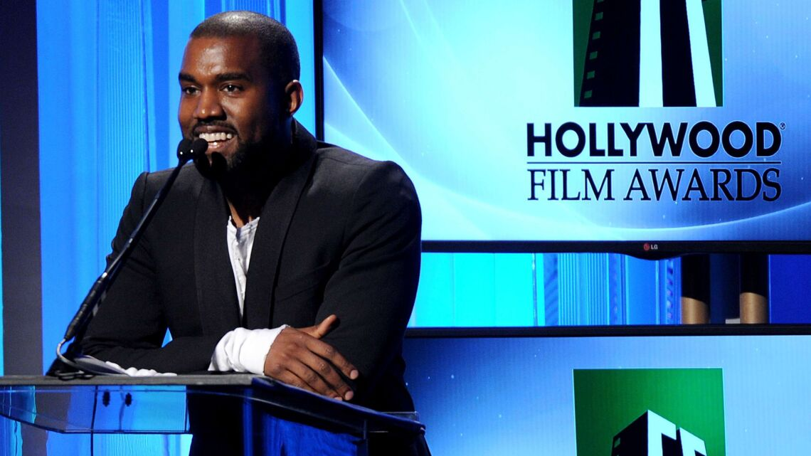 Premières images du film de Kanye West
