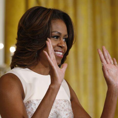 Michelle Obama: invitée d'honneur d'une série télé