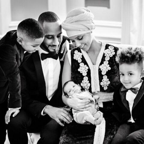 Alicia Keys vous présente son fils, en famille