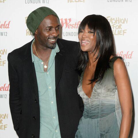 Idris Elba a-t-il quitté sa compagne pour Naomi Campbell?