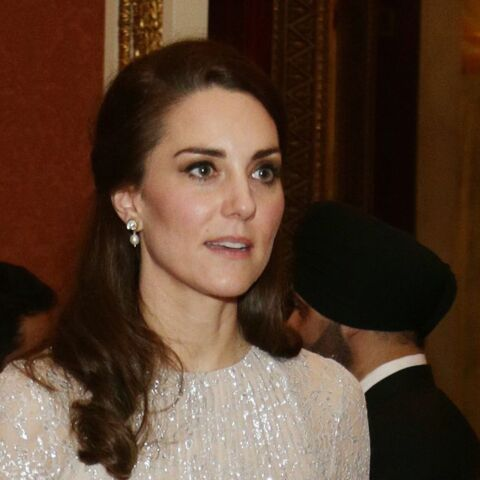 PHOTOS – Kate Middleton, en robe scintillante, aussi glamour qu'une star d'Hollywood