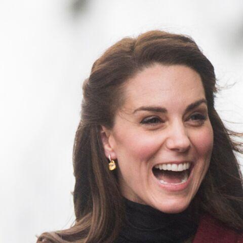 PHOTOS – Kate Middleton étincelante, telle une Cendrillon des temps modernes au lancement de l'année culturelle UK-India