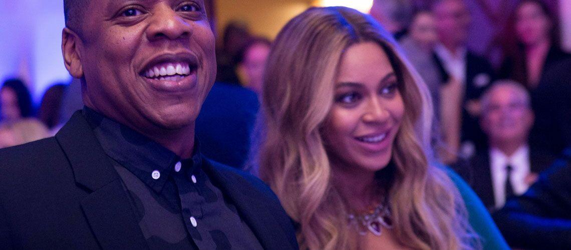 PHOTOS – Beyoncé affiche une mine radieuse de femme enceinte