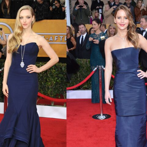 Amanda Seyfried et Jennifer Lawrence: le match mode