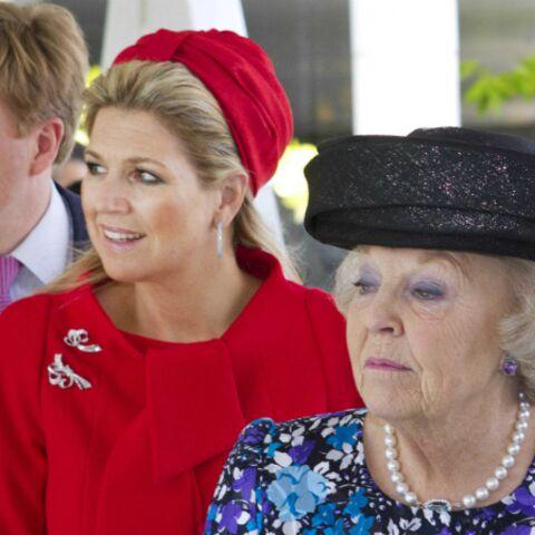 La reine Beatrix abdiquera en avril