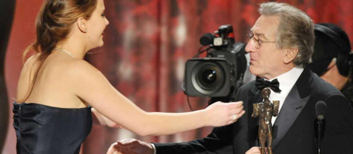 Jennifer Lawrence, doublement récompensée ce week-end