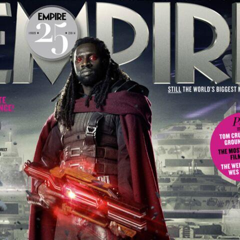 Omar Sy consacré en une d'Empire magazine