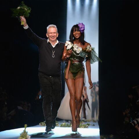 """Naomi Campbell dit """"oui"""" à Jean Paul Gaultier"""