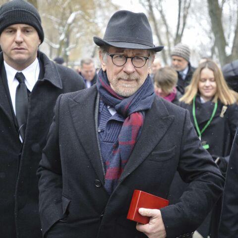 Steven Spielberg: un discours poignant à Auschwitz