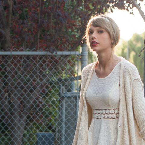 Taylor Swift n'a pas peur du maître chanteur