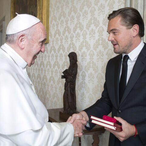 Leonardo DiCaprio est béni