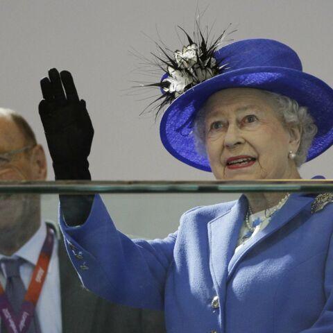 Elizabeth II, le Prince Charles et Michelle Obama aux Jeux Olympiques