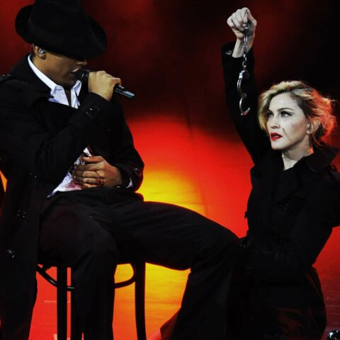 Madonna à l'Olympia, sa porte-parole se justifie