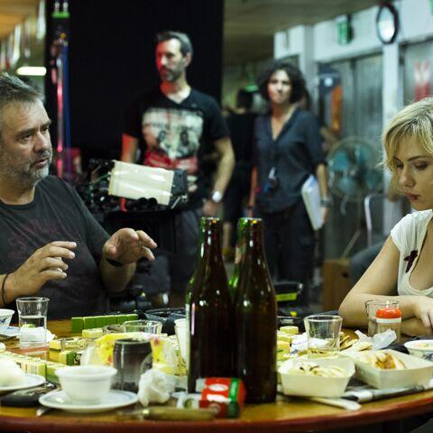 Lucy met Luc Besson en orbite
