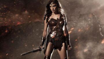 Gal Gadot, une Wonder Woman très guerrière