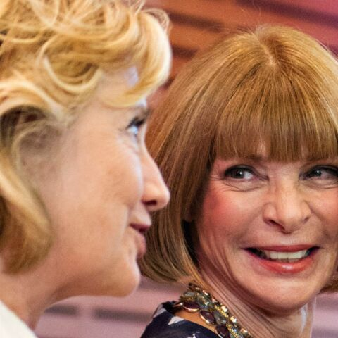 Anna Wintour, l'alliée fashion d'Hillary Clinton
