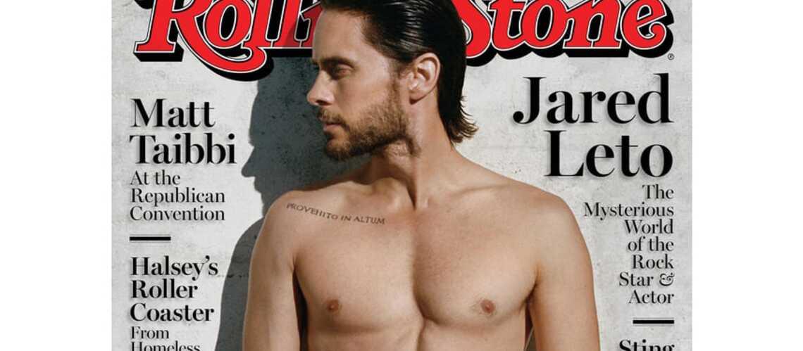 Jared Leto: Fini le Joker, revoilà sexy Jared