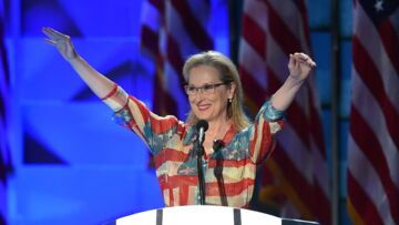 La flag dress de Meryl Streep est bien plus qu'une simple robe