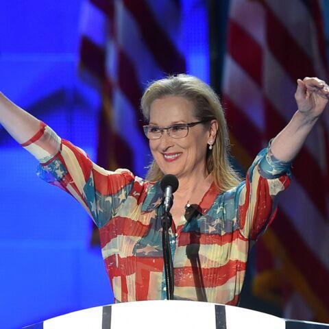 La flag dress de Meryl Streep est bien plus qu'une simple robe