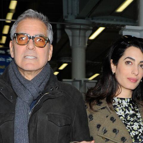 PHOTO – Découvrez les jumeaux d'Amal et George Clooney