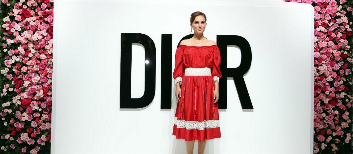 PHOTO – Natalie Portman, torride dans la nouvelle campagne parfum de Dior