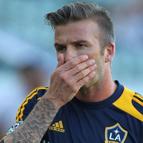Pas de jeux Olympiques pour David Beckham