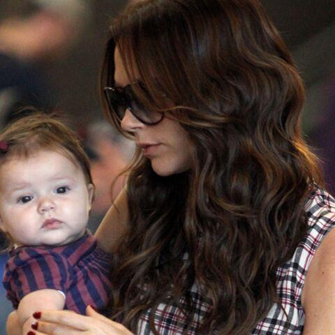 Victoria Beckham: quatre enfants, ça lui suffit!