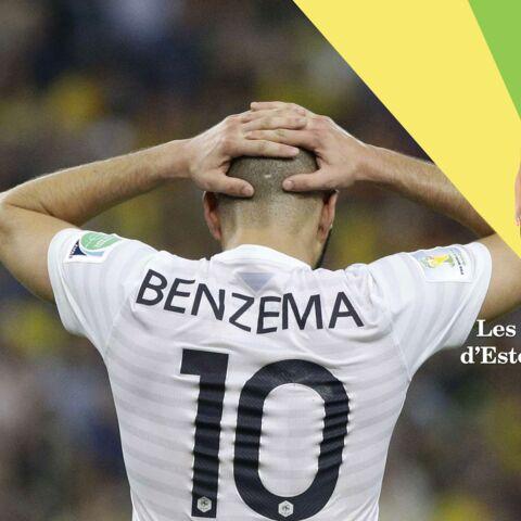 La compo n°7 d'Estelle Denis: Karim Benzema, Barack Obama, McDonalds…