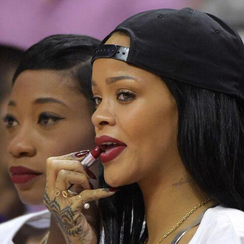 Rihanna supportrice numéro 1 du Mondial