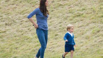 Baby George marche pour Crocs