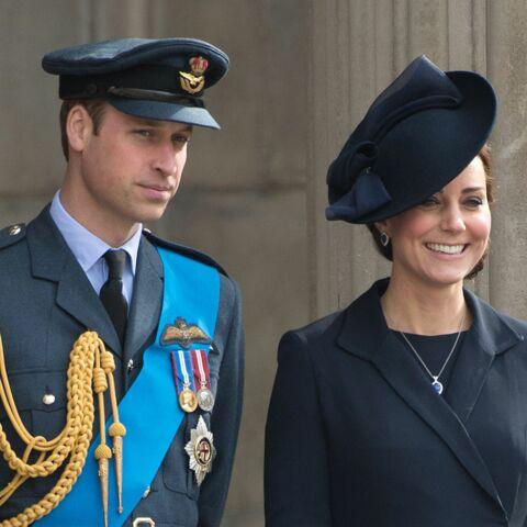 Kate et William invitent Brad Pitt et Angelina Jolie pour le thé