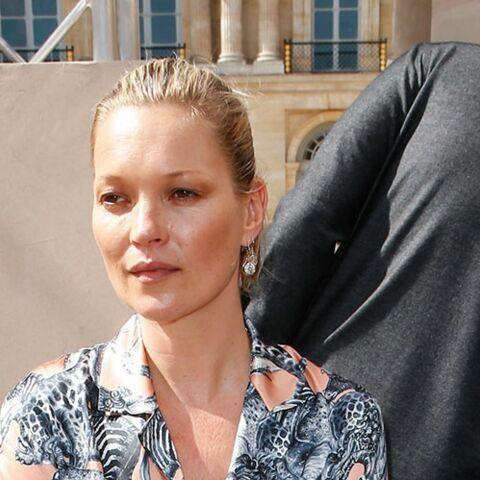 Kate Moss, la nouvelle Gazelle d'Adidas