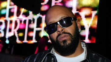 Suge Knight : qui est l'homme qui menace Chris Brown en justice?